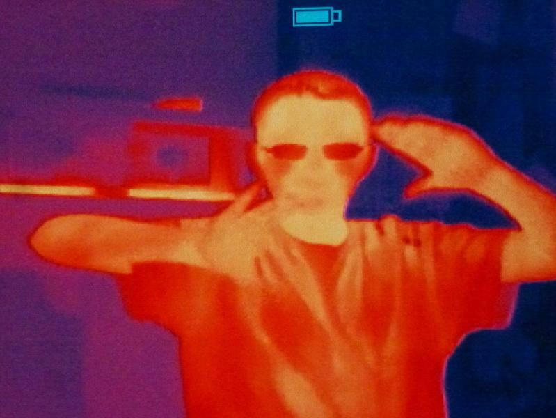 Wärmebildkamera die jagd jens krautz