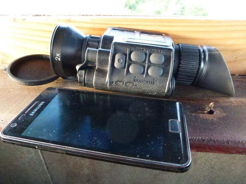 Iphone Entfernungsmesser Jagd : Wärmebildkamera jagd forum mit integriertem laser